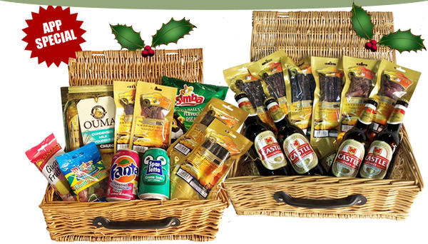 Hampers - Biltong App Special Offer from Susmans Best Beef Biltong