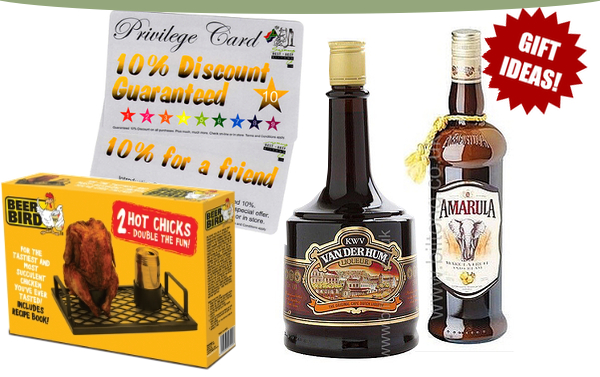 Gift Ideas from Susmans - Order by Dec 9th for guaranteed Xmas delivery!