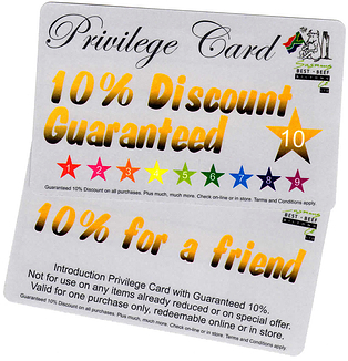 Privilege Club Card Membership