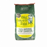 BigGreenEgg Premium 100% Natural Lump Charcoal  4.54kg/10lb