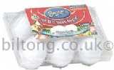 Easter Eggs Hen`s Beacon Each pack of 6