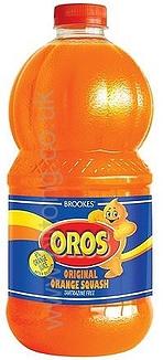 Brooks Oros