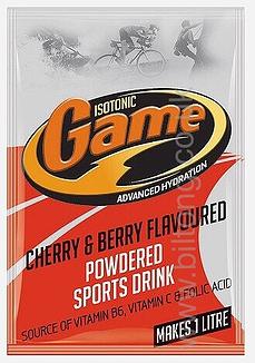 Isotonic Game Powder