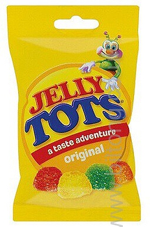 Jelly Tots 100g Wilsons