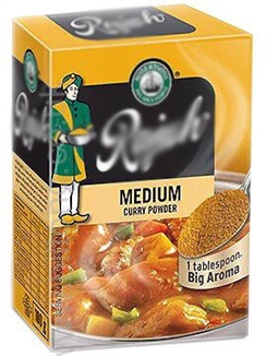 Rajah Medium Curry Powder 100g