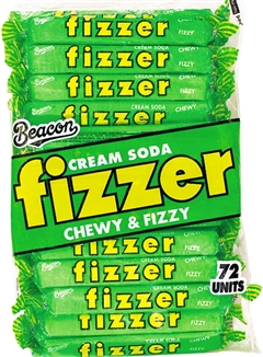 Cream Soda Fizzers Beacon pack of 5
