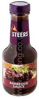 BBQ 375ml  Steers