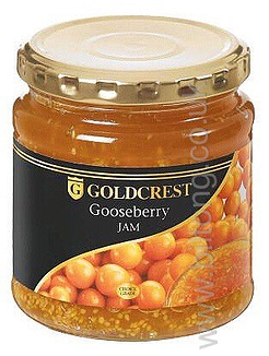 Goldcrest Cape Gooseberry Jam 340gm Jar