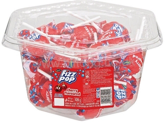Cherry Fizz Pops pack of 5
