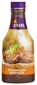 Steakmaker Marinade Steers 700ml