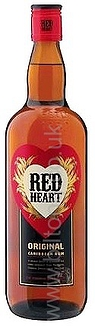 Red Heart Rum 700ml