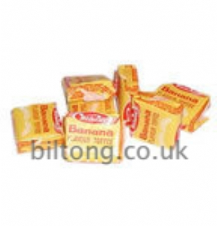 Wilsons Toffees Banana pack of 5