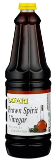 Safari Brown spirit Vinegar 750ml bottle