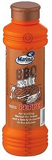 Braai Salt with Pepper Marina 400g