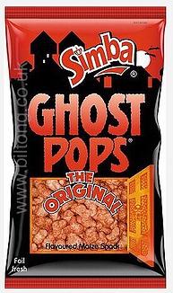 Ghost Pops 100g