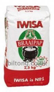 Iwisa/Premier Braaipap 2.5kg