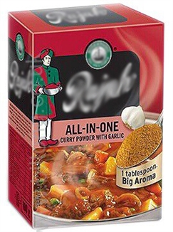 Rajah All-in-One Curry Powder100g
