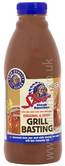 Spur Sauce Grill Basting 750ml Bottle