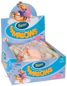 Mallow Sponge Fish Beacon x 5