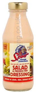 Spur Sauce Salad & French fry Dressing 375ml Bottle