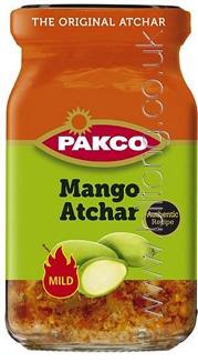 Atchar Grated Mango Pakco 400g