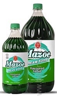 Mazoe Cream Soda Syrup 2lt