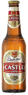 Castle Lager Bottle
