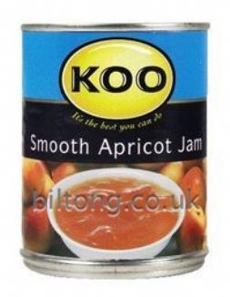 Koo Smooth Apricot  Tin Jam
