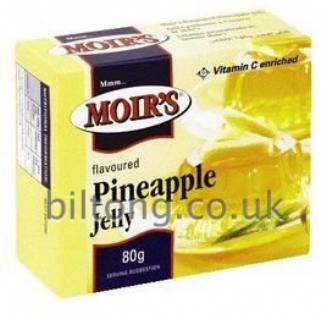 Moirs Pineapple Jelly 80g