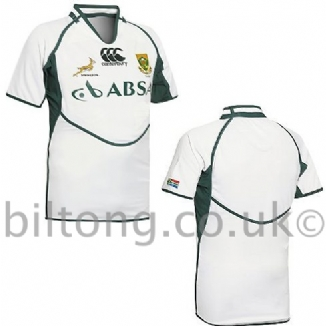 2013 Pro Alternate South Africa Rugby Shirt S/S