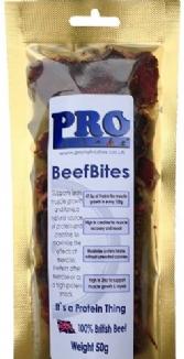 Protein BeefBites 50g