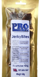 Protein JerkyBites 50g