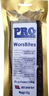 Protein WorsBites 50g