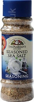 Ina Paarman Seasoning Seasoned Sea Salt 200ml Jar