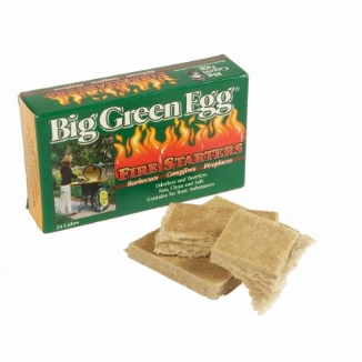 BigGreenEgg Natural Instant Fire Starters