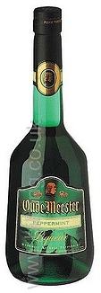 Oudemeester Peppermint Liqueur 700ml