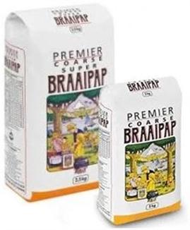 Iwisa/Premier Braaipap 1kg
