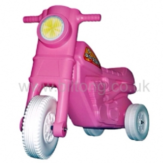Go-Rider Scooter Pink