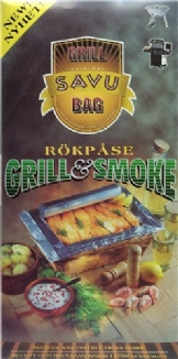 Alder Grill Savu Smoking Bag