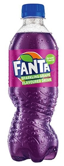 Fanta Grape 6 pack 440ml Bottles