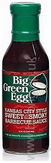 Big Green Egg Kansas City Style Barbecue Sauce 354ml