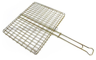 LKs Big Box Braai Grid Medium 440mm x 330mm 107/3