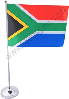 SA Desk Flag Large