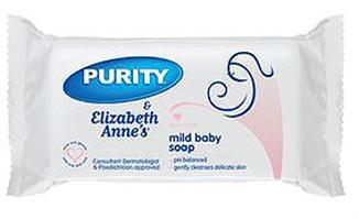 Elizabeth Anne mild Baby Soap 100g
