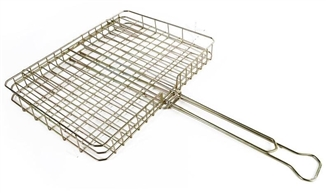 LKs Big Box Braai Grid Adjustable 440mm x 330mm x45mm 107/6