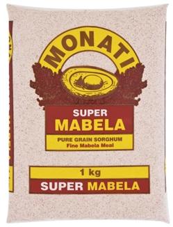 Monati Super Mabela 1kg