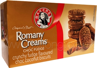 Romany-Creams Choc Fudge 200gm