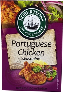 Chicken  Portuguese Spice Refill 75g