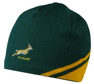 Asics Springbok Rugby Beanie