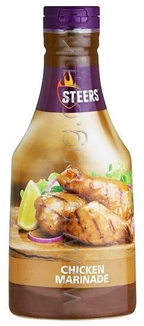 Chicken Marinade Steers 700ml